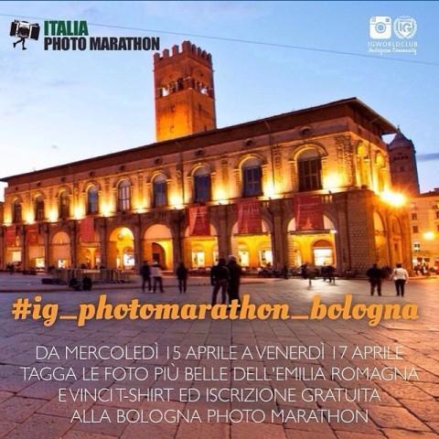 Bologna Photo Marathon: un motivo in più per partecipare