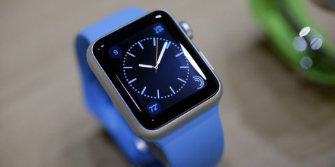 Apple Is Testing Watch-Like Device