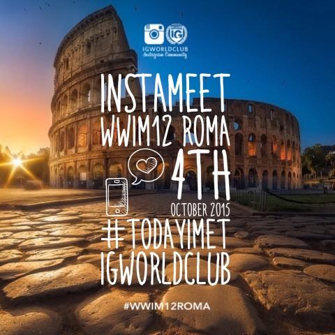 WWIM12 ROMA