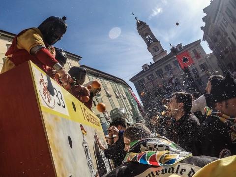 Carnevale di Ivrea: pronti alla (foto)battaglia?