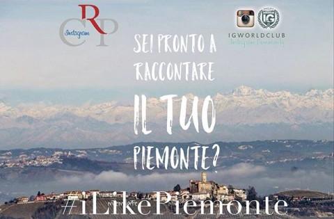 Il Piemonte raccontato dai suoi cittadini: #ILikePiemonte