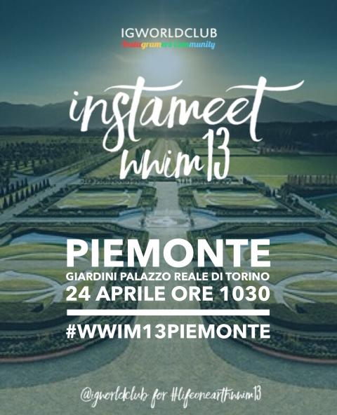 WWIM13 PIEMONTE