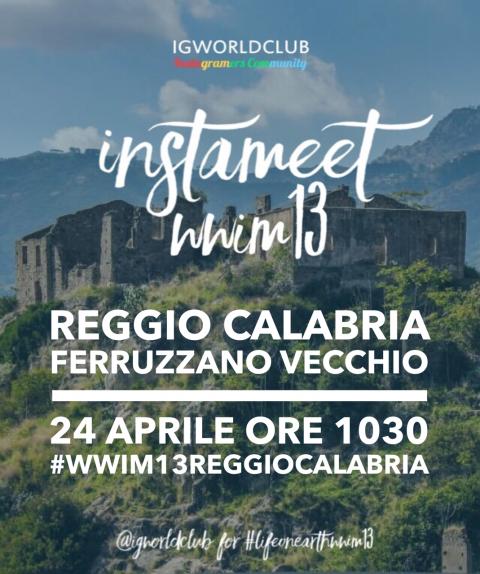 WWIM13 REGGIO CALABRIA