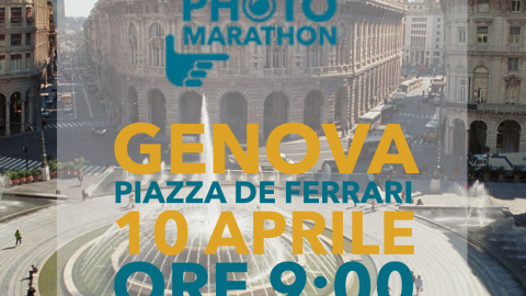 Genova Photo Marathon 2016