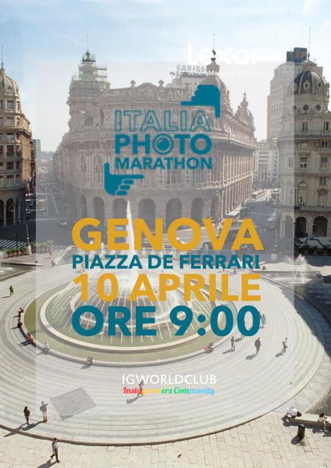 Genova Photo Marathon 2016