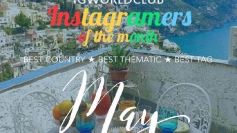 Instagramers Of The Month May