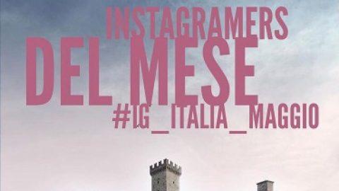 Instagramers del Mese Maggio