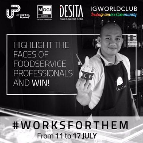 Desita #worksforthem