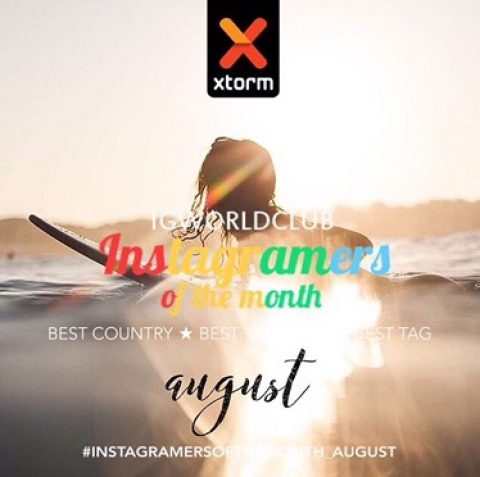 Instagramers of the Month – August