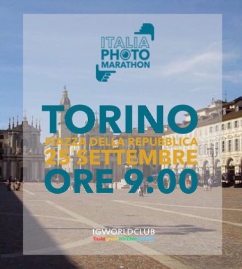 Torino Photo Marathon 2016