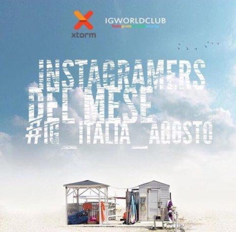 Instagram del Mese – Agosto
