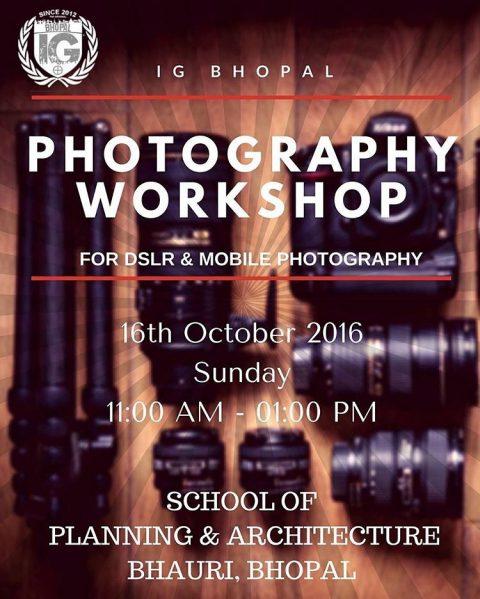 Ig Bhopal Workshop