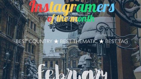 Instagramers of the Month February 2017
