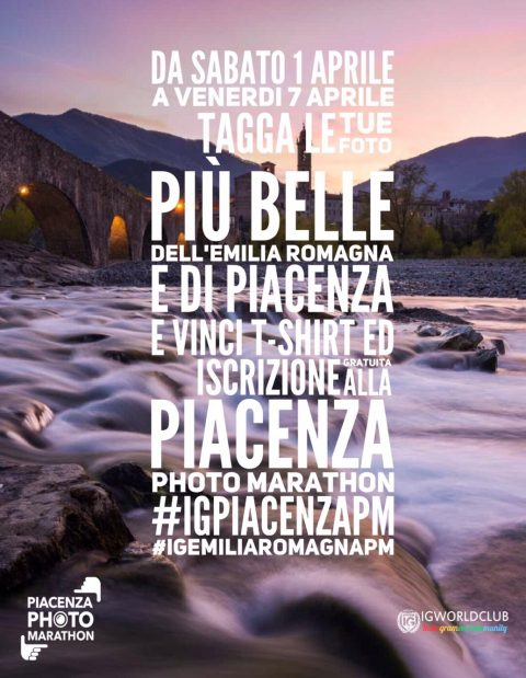 Piacenza Photo Marathon Challenge 2017