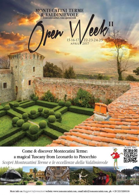 Open Week Valdinievole