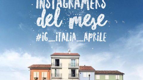 Instagramers del Mese Aprile 2017