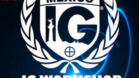 IG Mexico Workshop April, 29 2017
