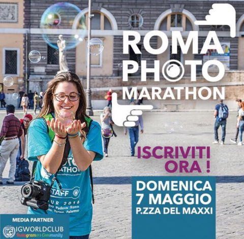 Roma Photo Marathon 2017