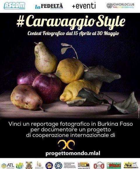 #Caravaggiostyle