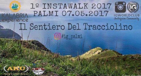 Trekking sul sentiero del Tracciolino di Palmi - 7 Maggio 2017