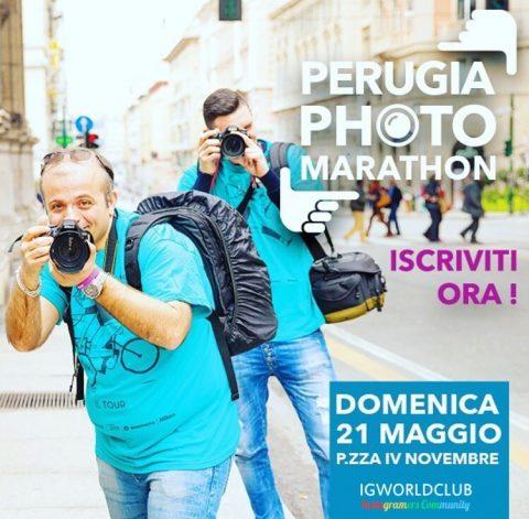 Perugia Photo Marathon 21 Maggio 2017