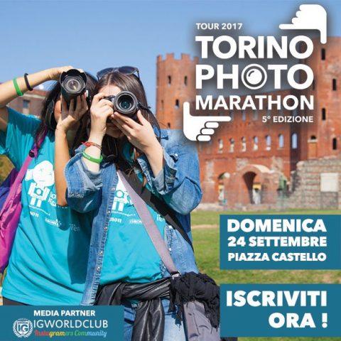 Photo Marathon Torino 2017