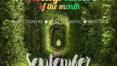 Instagramers of the Month september 2017